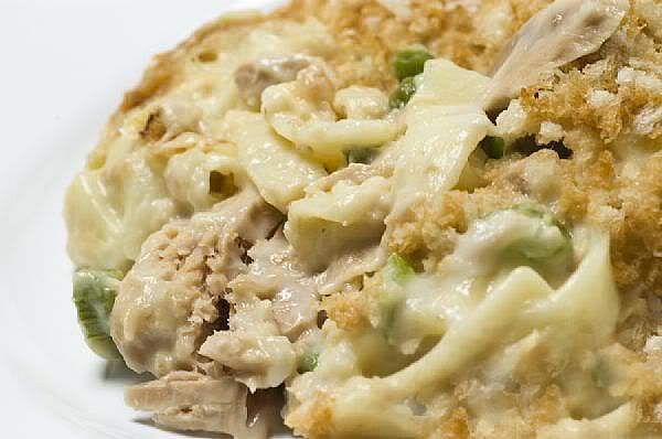 Tuna Noodle Casserole | Favorite Recipes | Pinterest