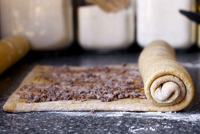 Whole Grain Cinnamon Swirl Bread | Bread | Pinterest