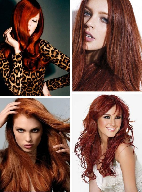 Hair color trends for pictures