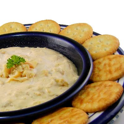 Hot Clam Dip - Blue Monday | comida para mi | Pinterest