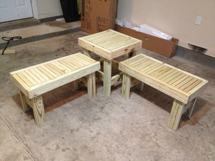 Patio Furniture made easy Backyard Beautification