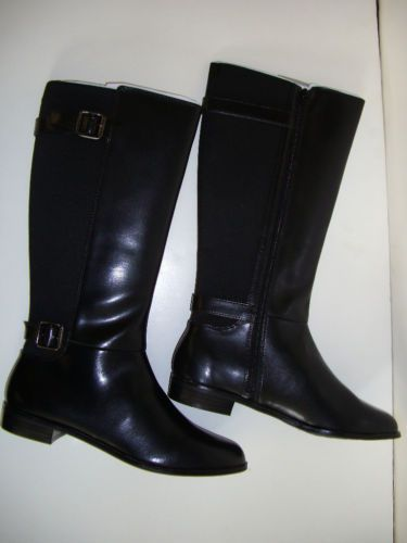 KAREN SCOTT Black Shoes Boots Womens Size 8.5