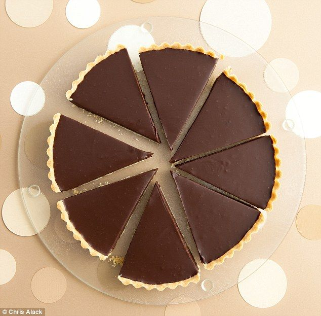 chocolate recipe classic tarte au chocolat. Black Bedroom Furniture Sets. Home Design Ideas