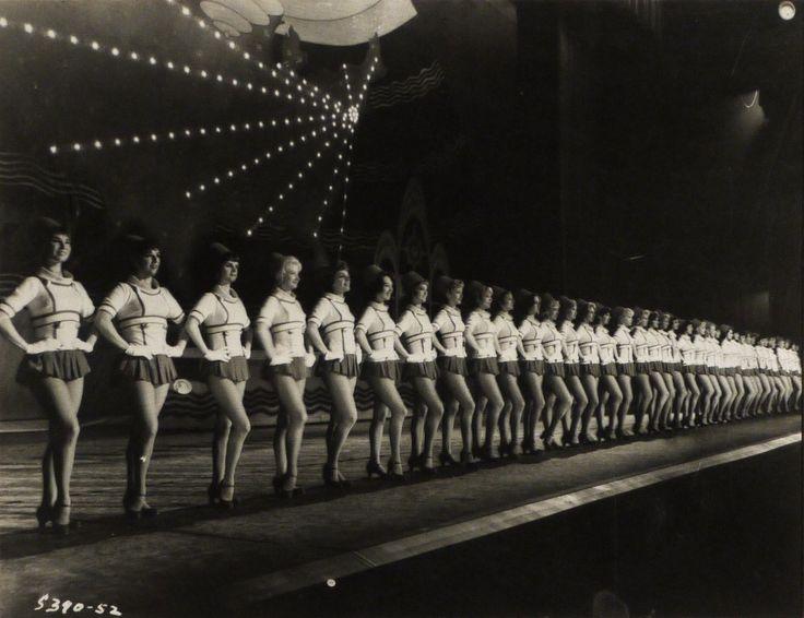 1950's Rockettes