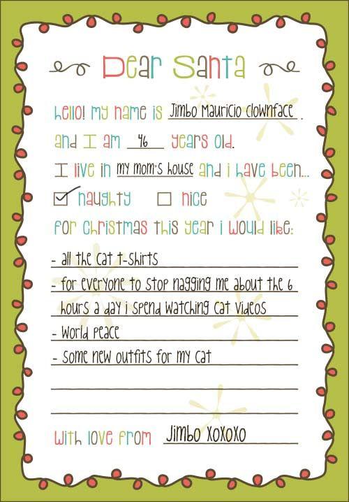 christmas gift list templates - Romeolandinez