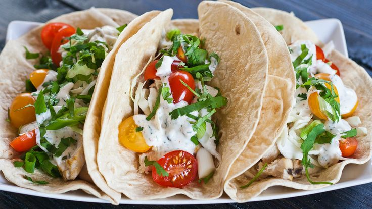Fish tacos for Sour cream sauce for fish tacos