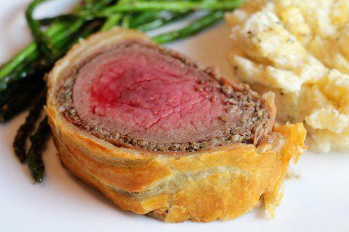 Classic Beef Wellington | Foodie Ideas | Pinterest
