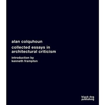 collected essays architectural criticism