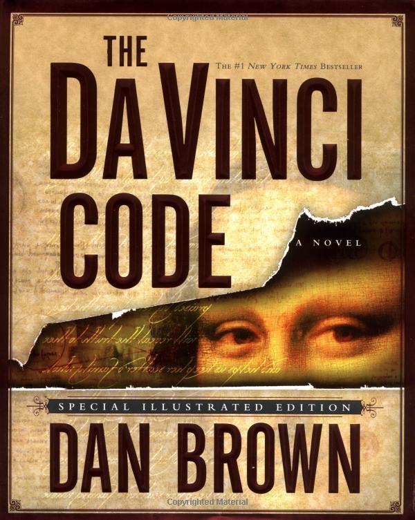 book report the da vinci code