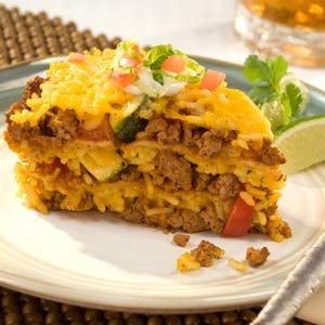 vegetable taco pie #Food #Recipe #Yummy #Meals #Dinner #Chef #Cook # ...