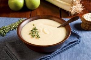 ... Leek soup, Irish Soda bread, Colcannon and Irish Oatmeal to warm the