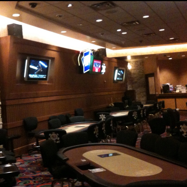 Harrah S Philly Poker Room