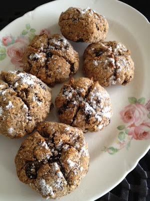 Vegan Gluten Free Irish Soda Bread Biscuits
