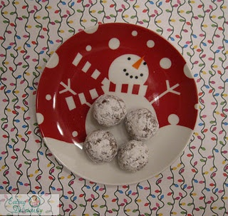 Chocolate Walnut Rum Balls Recipes — Dishmaps