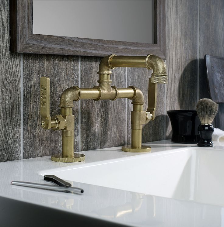 watermark design elan vital bath faucet baths todd likes pintere
