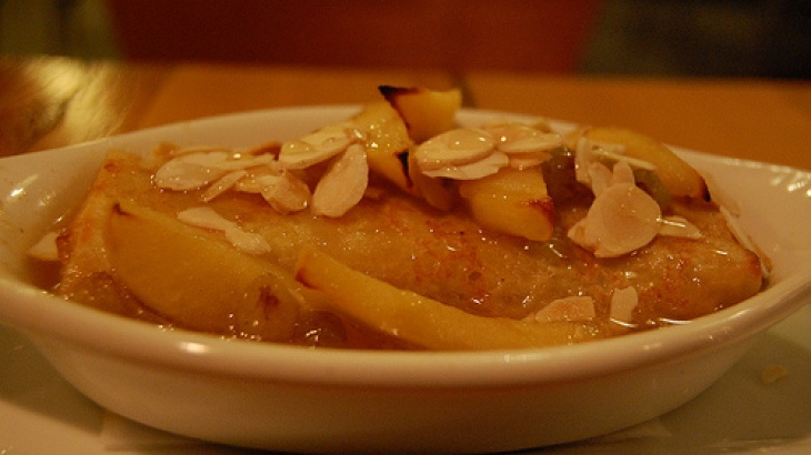 Spiced Souffle Crepe W/ Sauteed Apples | Sweet and Tasty Things | Pin ...