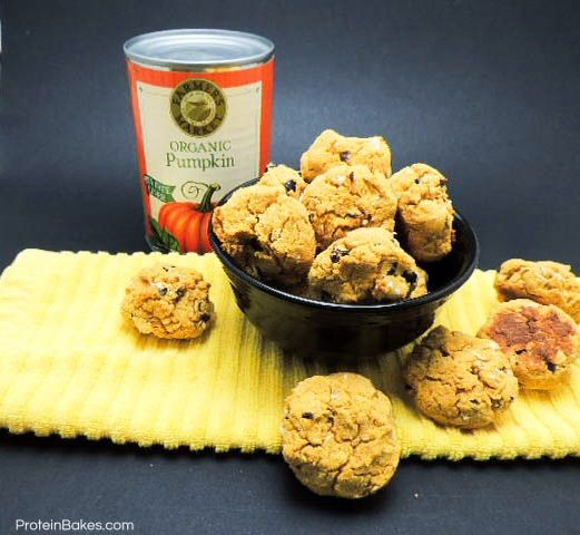 How to Make Healthy Delicious Pumpkin Protein Cookies   Recipe