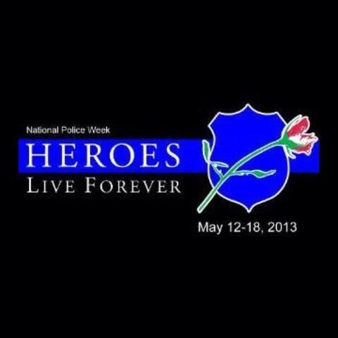 peace officer memorial day 2013 sacramento