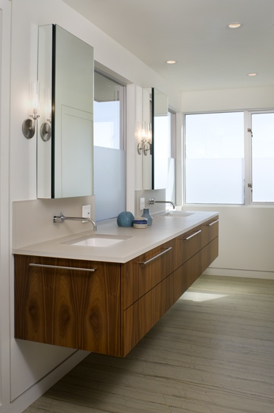 Floating Vanity Bathroom Inspiration Pinterest