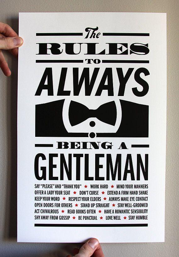 Gentleman...to teach every boy.