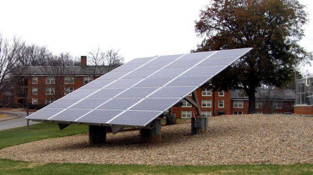 South Carolina's solar power policy thwarts Furman Univeristy's