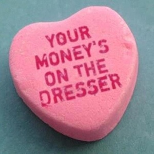 worst valentine's day card messages