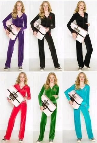 Juicy couture track suits by far the best quality sweats you can own