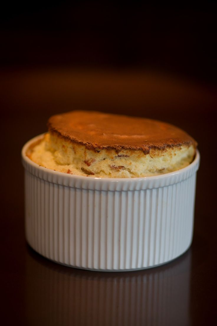 OF FRENCH CUISINE :Cheddar cheese and bacon souffle | Shadow Chef