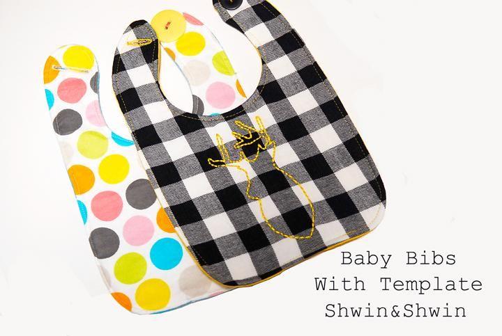 Free Printable Baby Bib Patterns