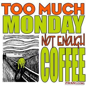 Monday scream