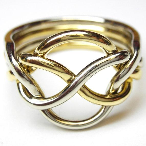 Celtic Knot Ring | For the Home | Pinterest