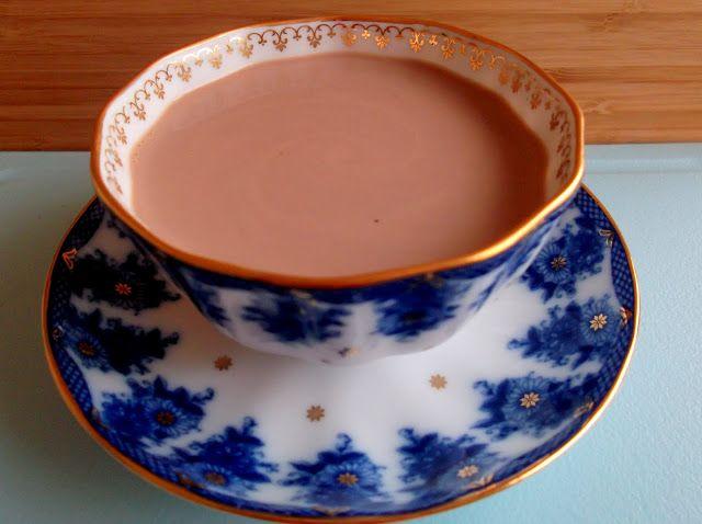 Tea Spiced Hot Chocolate | Recipe