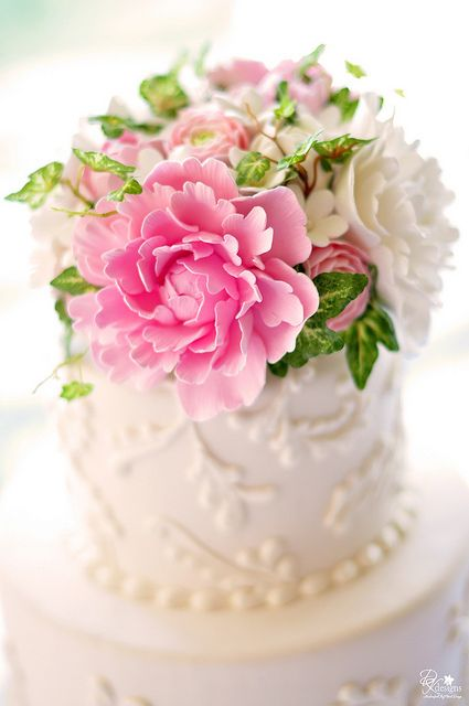 ❥ petite cake