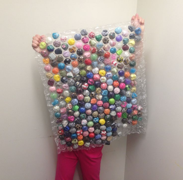 the bubble wrap project montessori materials pinterest