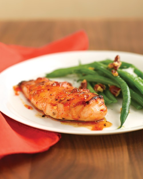 chicken southern apricot chicken chicken apricot skewers spicy apricot ...