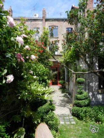 Petit jardin de ville  Koloniinspiration  Pinterest