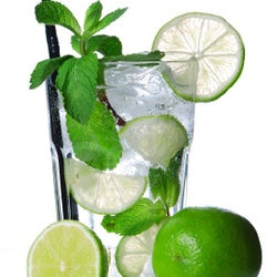 Mojito Tequila Cocktail — Punchfork | Drinks | Pinterest