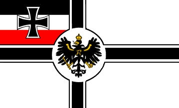 german flag eagle