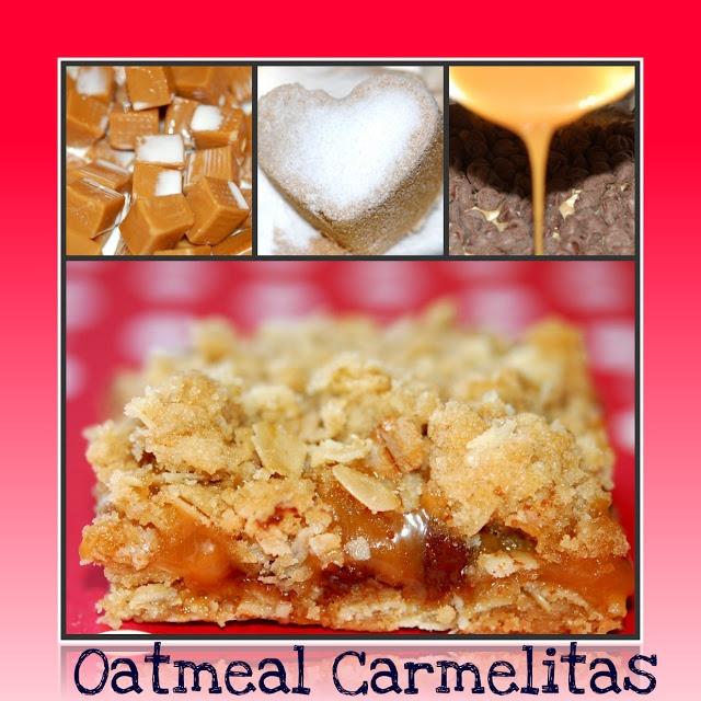 OATMEAL CARMELITAS!