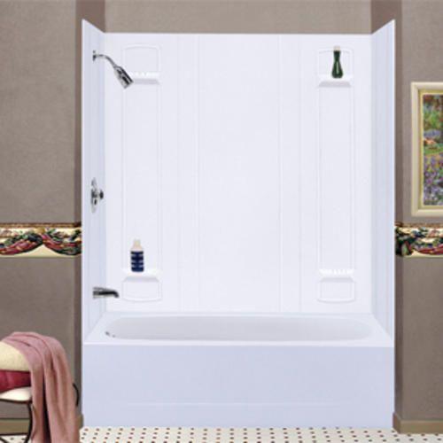 durawall bathtub wall at menards bath renno