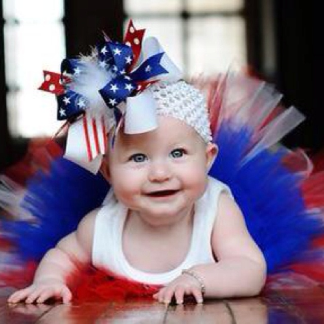 4th of july baby clothes walmart