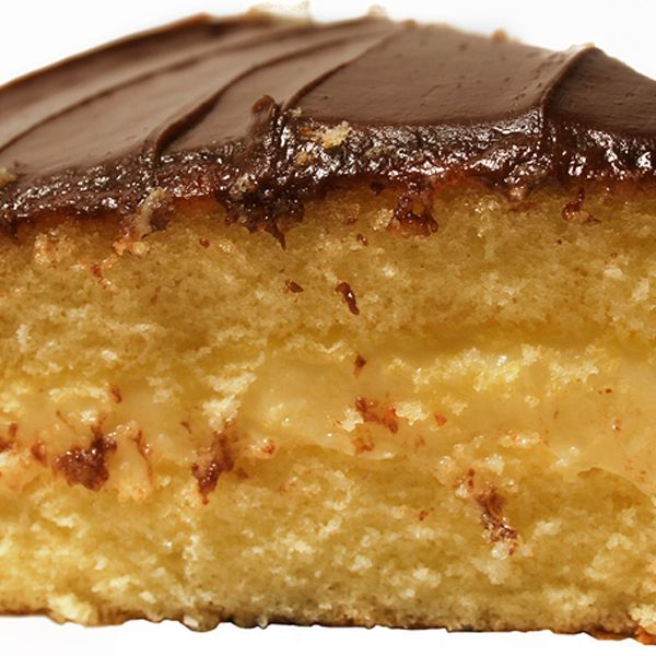 classic cream pie recipe.. Boston Cream Pie Recipe from Grandmothers ...