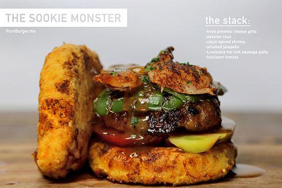 The Sookie Monster Burger