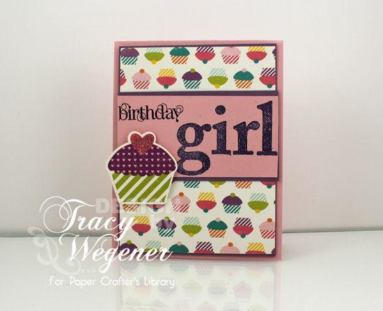 CupcakeBirthdayGirl550   Scrapbook   Pinterest