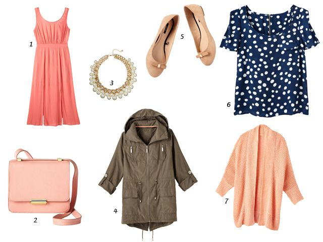 Transition from summer to fall with these pieces from Kohls