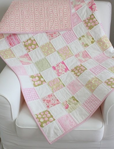 Quilt Patterns For A Girl : Quilt for a baby girl QUILTS Pinterest