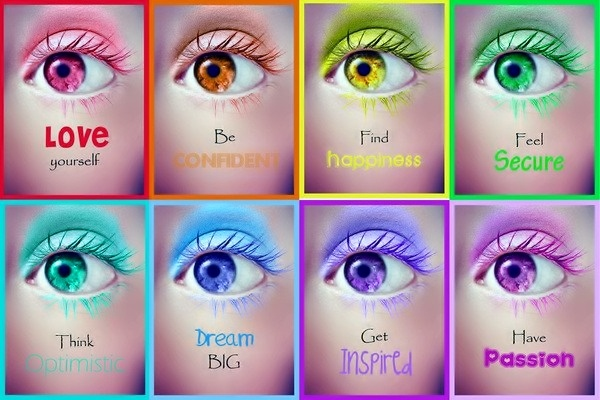Eye Color Meaning Eye Color Meanings Quotes Pinterest