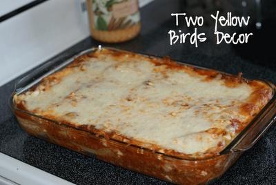 Easy lasagne | RECIPES | Pinterest