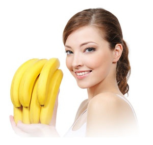 BANANAS - THEY'RE GOOD FOR YOU!
