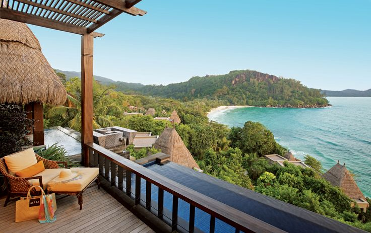 Maia Luxury Resort and Spa, Seychelles